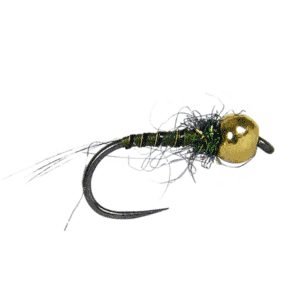 Prince Nymph TUNGSTEN Bead Head Premium Fishing Flies Select Sizes*** 6