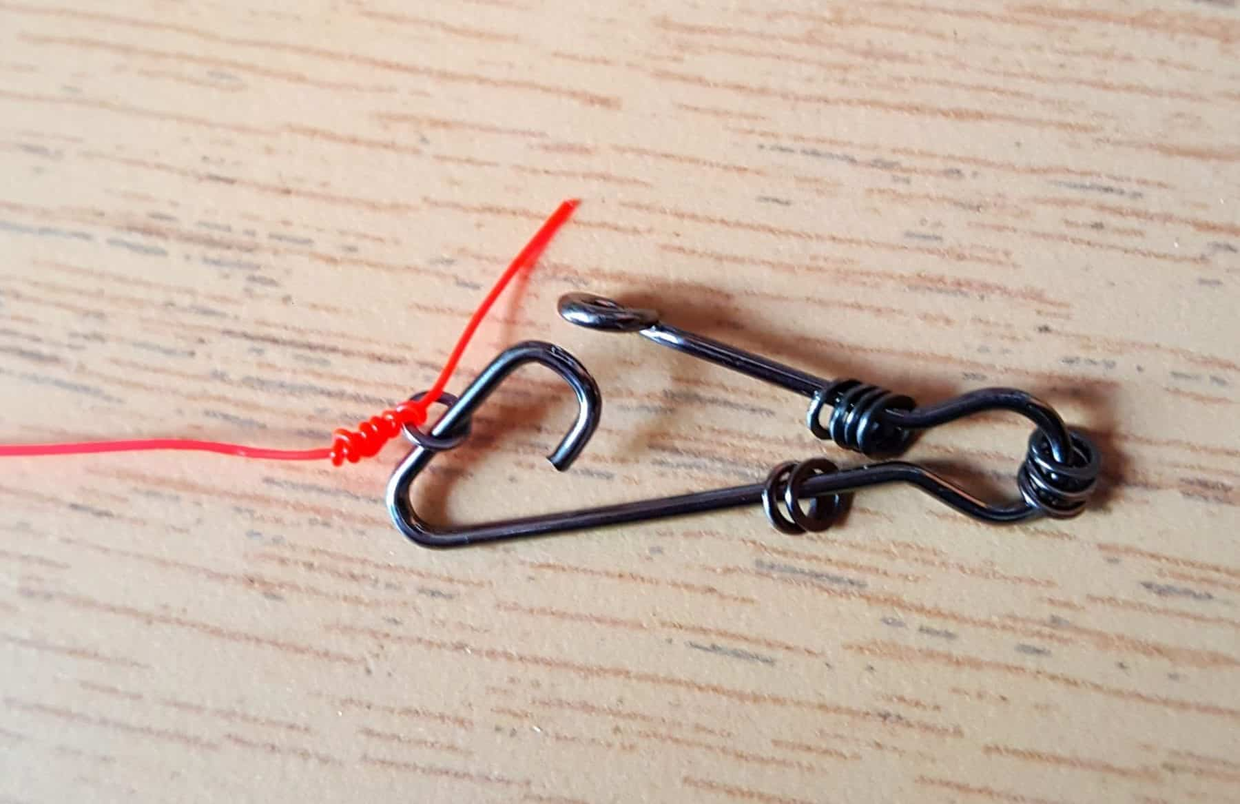 tying on tippet ring, how to use a tippet ring, tippet rings for fly fishing, save your leader