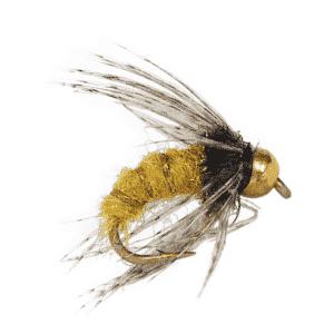 Dozen Select Sizes*** RS2 Emerger BLACK Premium Fishing Flies